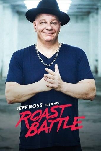 Poster of Jeff Ross Presents Roast Battle