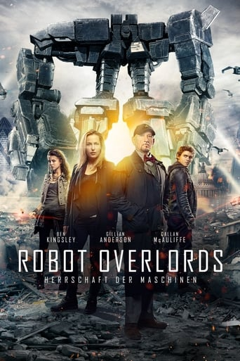 Robot Overlords - Science Fiction / 2015 / ab 12 Jahre