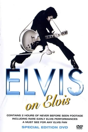 Elvis Talks...Elvis On Elvis poster