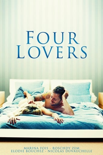Poster of Four Lovers