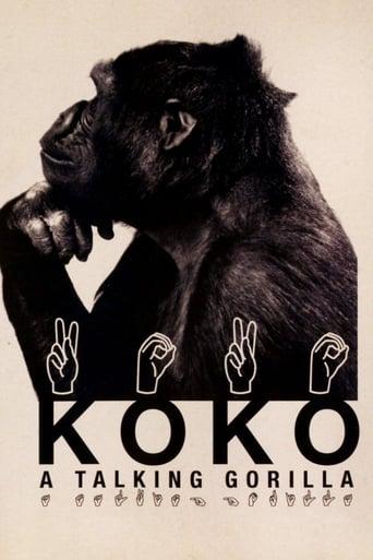 Poster of Koko: A Talking Gorilla