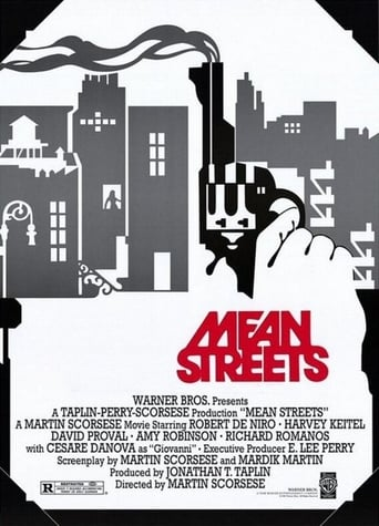 Mean Streets (1973) - poster
