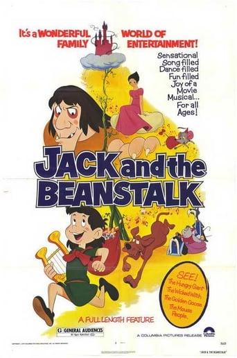 portada Jack and the Beanstalk