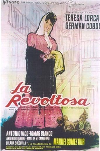 Poster of La revoltosa