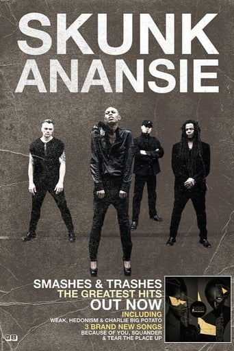 Poster of Skunk Anansie - Smashes And Trashes The Video Collection