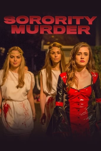 Poster of Sorority Murder
