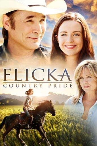 Poster of Flicka: Country Pride