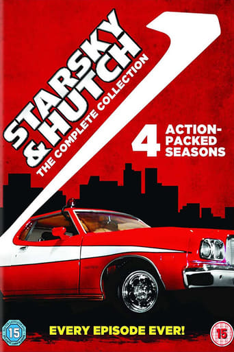 Poster of Starsky & Hutch