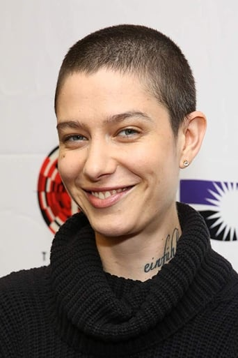 Asia Kate Dillon alias The Adjudicator