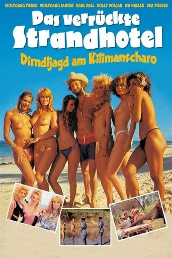 Poster of Hunting for Girls at Kilimanjaro