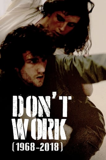 Poster of Don't Work (1968-2018)