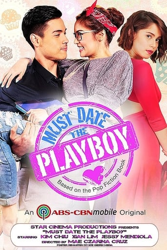 Poster of Must Date the Playboy