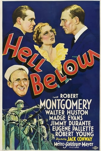 Poster of Hell Below