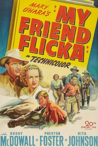 Poster of My Friend Flicka