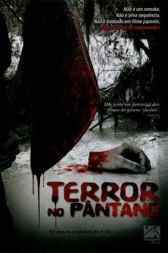 Terror no Pântano - Poster