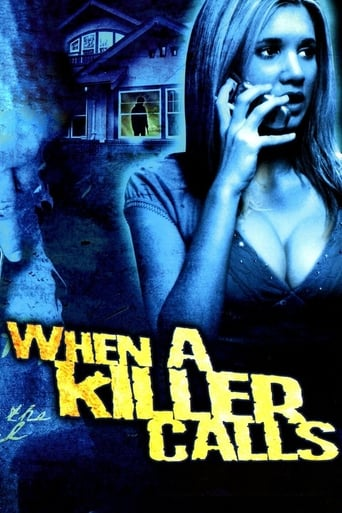 Poster of When a Killer Calls
