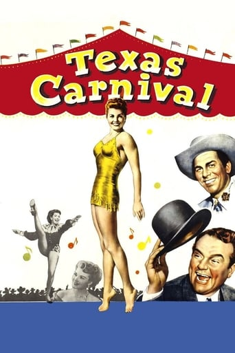 Poster of Texas Carnival