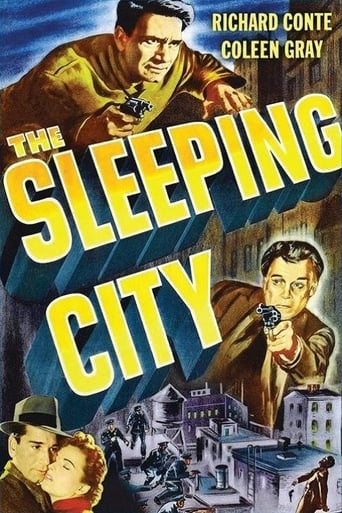 Poster of The Sleeping City