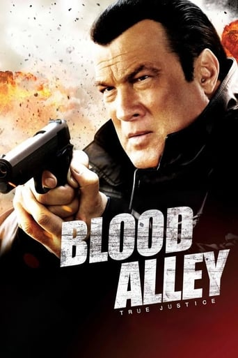 Poster of Blood Alley