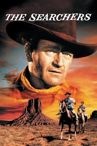 Watch The Searchers Online
