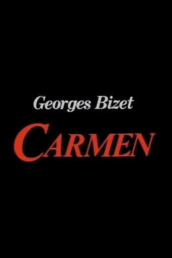 Poster of Georges Bizet: Carmen