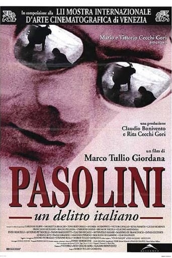 Poster of Pasolini, un delitto italiano