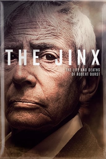 Poster of The Jinx: The Life and Deaths of Robert Durst