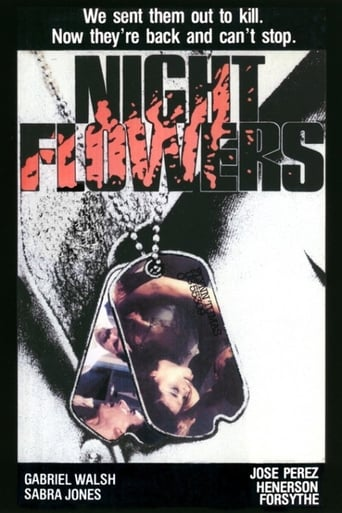 Poster of Night-Flowers