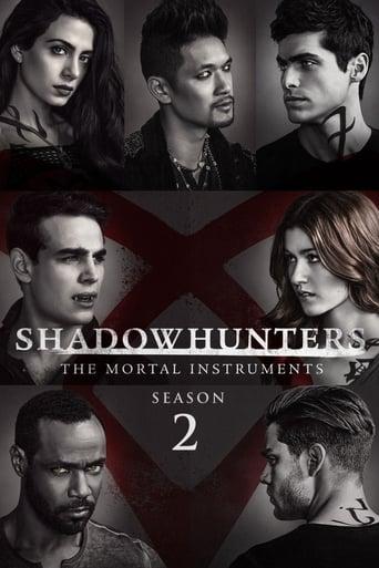 Caçadores de Sombras 2ª Temporada - Poster