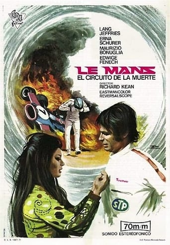 Poster of Le Mans, Shortcut to Hell