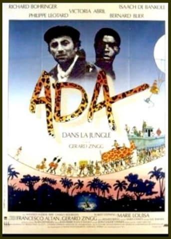Poster of Ada dans la jungle