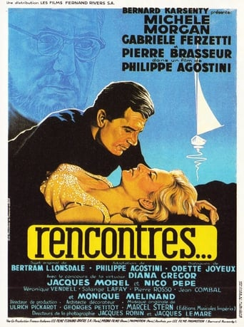Poster of Rencontres