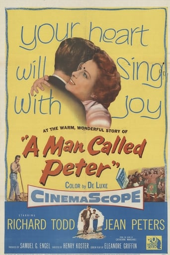 Poster of A Man Called Peter