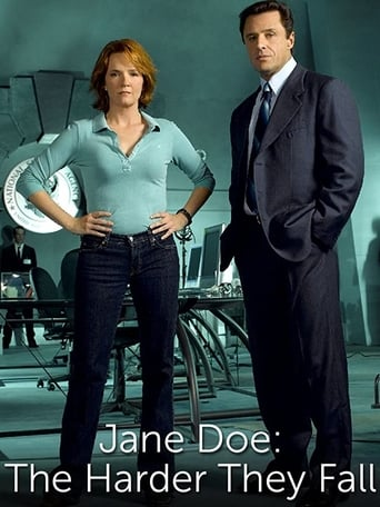 Poster of Jane Doe: The Harder They Fall