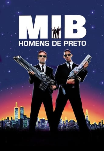 MIB: Homens de Preto Torrent (1997) Dual Áudio / Dublado 5.1 BluRay 720p | 1080p – Download