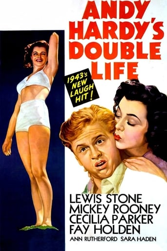 Andy Hardy's Double Life Yify Movies