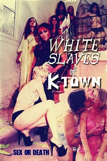 Poster of White Slaves of K-Town