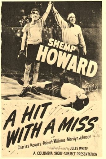 Poster of A Hit with a Miss