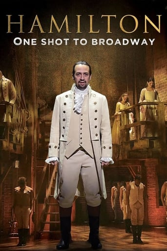 Poster of Hamilton: One Shot to Broadway