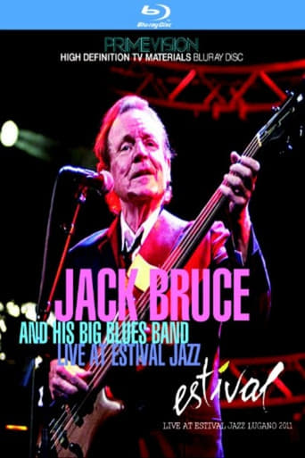 Poster of Jack Bruce & His Big Blues Band: Estival Jazz Lugano 2011