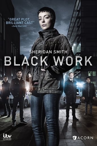 Black Work Poster