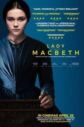 Poster of Lady Macbeth fragman