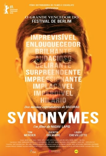 Synonymes - Poster