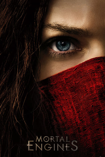 Poster of Mortal Engines fragman