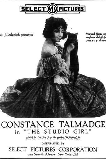 Watch The Studio Girl 1918 full online free