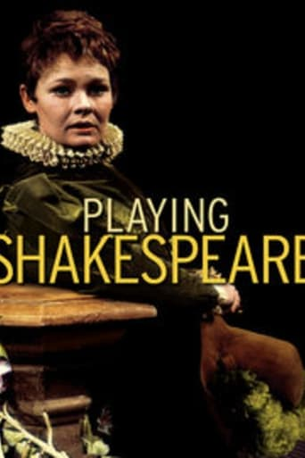 Poster of Playing Shakespeare
