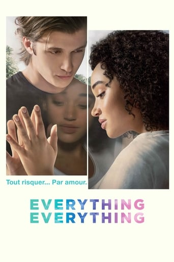 Poster of Everything, Everything