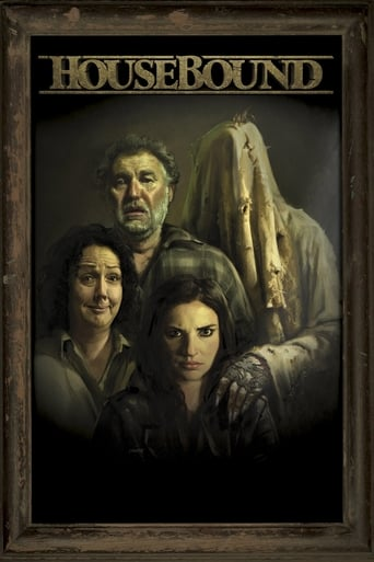 Housebound (2014) - poster