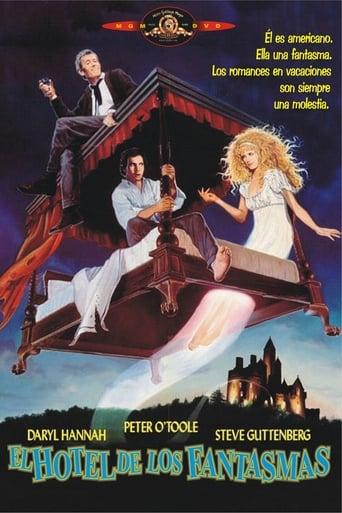 Poster of El Hotel De Los Fantasmas