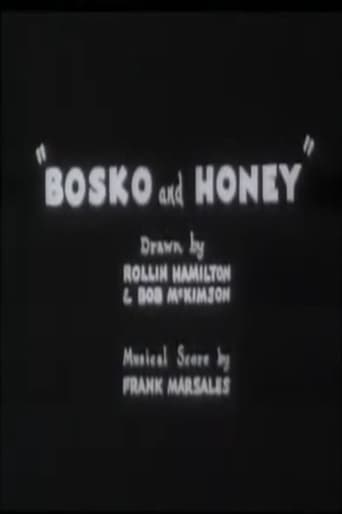 Bosko and Honey Movie Poster